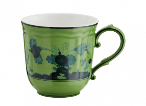 Richard Ginori 1735   Oriente Italiano Malachite Mug $75.00
