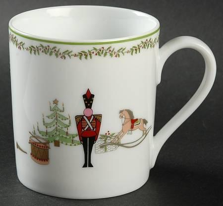 "$54.00 Grenadiers Mug 4"""
