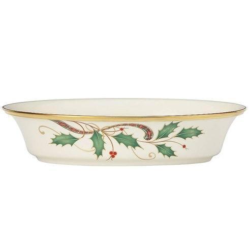 Lenox   Holiday Nouveau Gold Open Vegetable $229.00