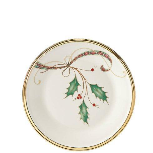 Lenox   Holiday Nouveau Gold Bread & Butter Plate $23.00