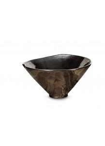 $152.00 Metallic Bowls #355 Bronze Bowl (Not In Stock-)