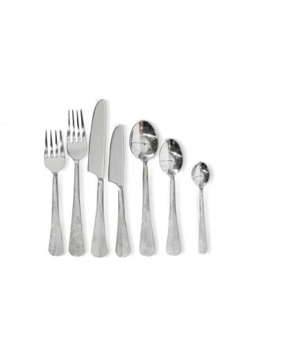 $120.00 Classic Slate Stainless Flatware - 7 PPS