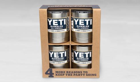 Yeti   Rambler Lowball set/4 $100.00