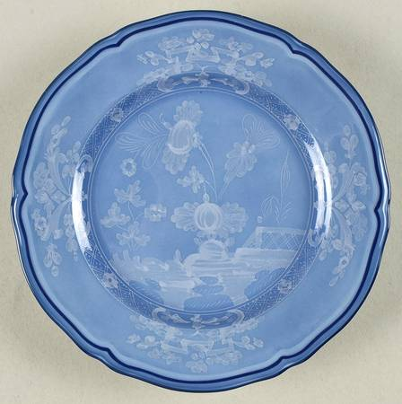 Antico Doccia Italiano Pervinca - Dinner Plate collection with 1 products