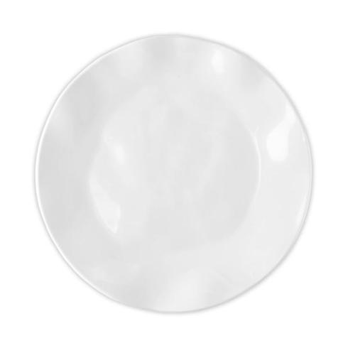 """$12.00 Ruffle 10.5"""" Round Dinner Plate"""