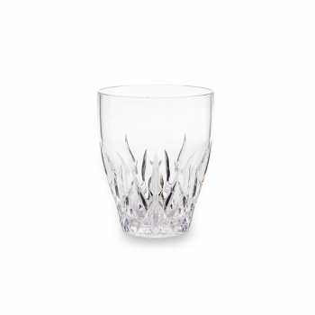 $12.00 Aurora Melamine Stemless Wine Glass