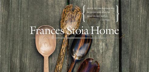 Frances Stoia   Horn Spreader/Fork $20.00