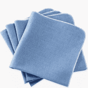 $108.00 Calypso Napkin - Lake set of 4