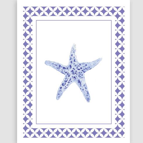 $40.00 11x14 Starfish Art Print