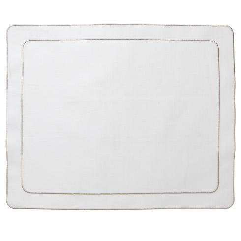 $108.00 White w/ Platinum - Set of 4