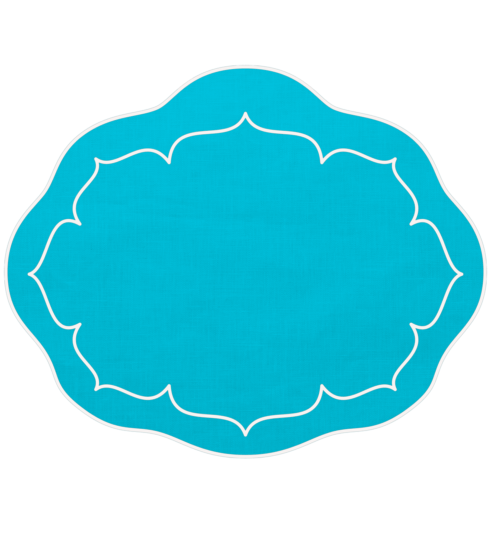 $100.00 Turquoise - Set of 4