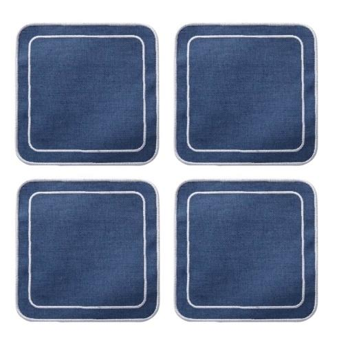 $33.00 Blue - Boxed Set of 4