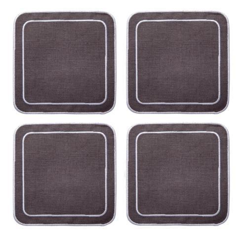 $33.00 Charcoal - Set of 4