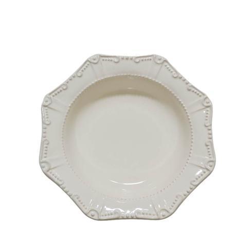 Skyros Designs  Isabella - Ivory Pasta Bowl/Rim Soup  $40.00