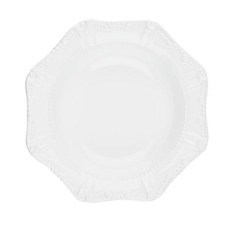Skyros Designs  Isabella - Pure White Pasta Bowl / Rim Soup $40.00