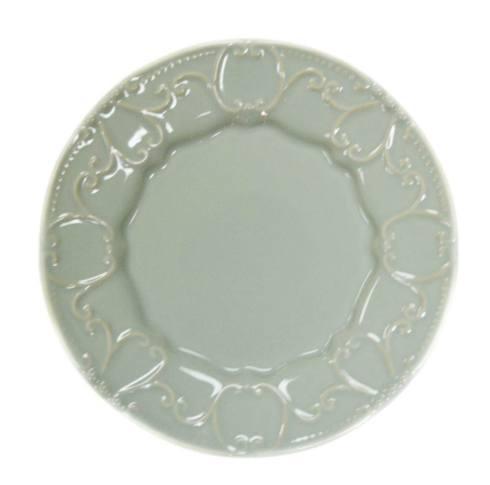 Skyros Designs  Isabella - Ice Blue Salad Plate $32.00