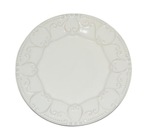 Skyros Designs  Isabella - Ivory Salad Plate $32.00
