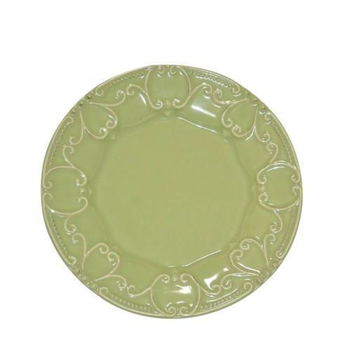 Embossed Salad Plate