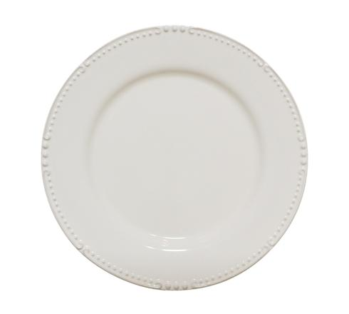 Skyros Designs  Isabella - Ivory Charger Plate $62.00