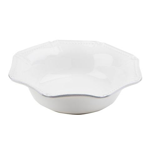 Skyros Designs  Isabella - Pure White Serving Bowl $106.00