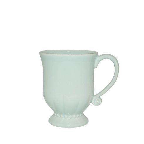 Skyros Designs  Isabella - Ice Blue Mug $33.00