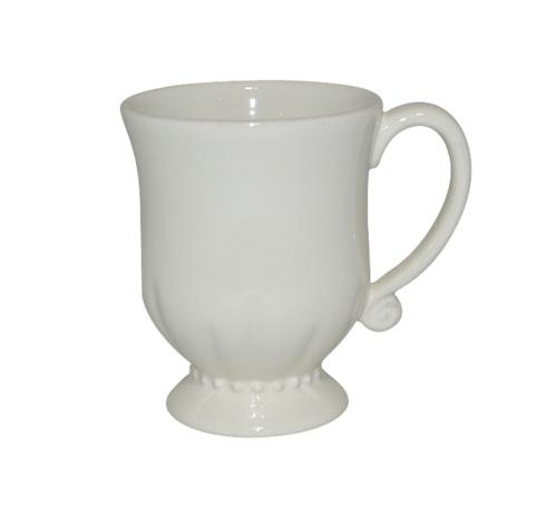 Skyros Designs  Isabella - Ivory Mug $33.00