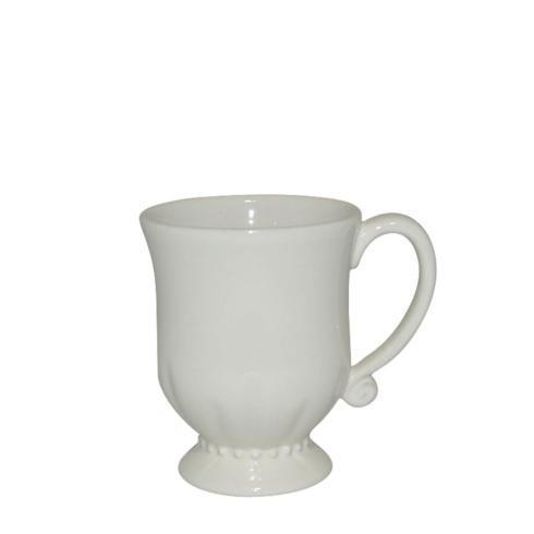 Skyros Designs  Isabella - Ivory Mug $34.00