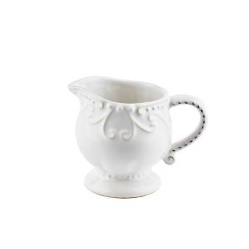 Skyros Designs  Isabella - Pure White Creamer $34.00