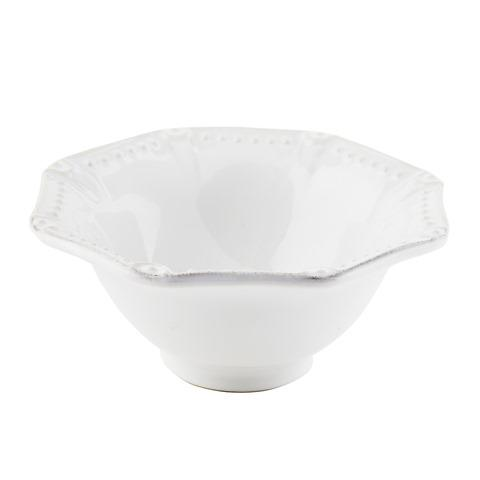 Skyros Designs  Isabella - Pure White Berry Bowl $28.00