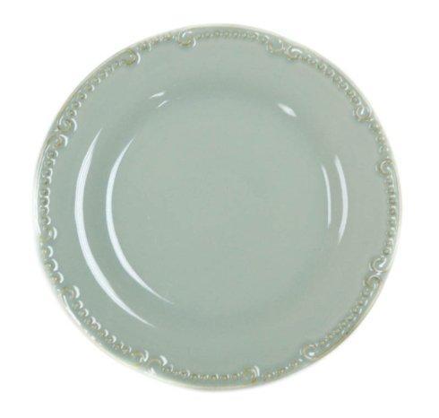 Skyros Designs  Isabella - Ice Blue Bread/Side Plate $26.00
