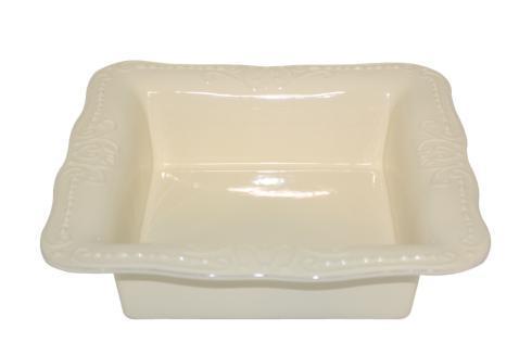 Skyros Designs  Isabella - Linen Square Baker $90.00