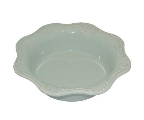 Skyros Designs  Isabella - Ice Blue Round Baker $77.00