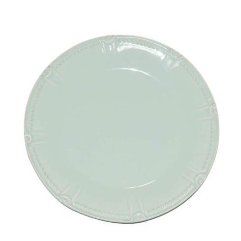 Skyros Designs  Isabella - Ice Blue Dinner Plate - Round $40.00