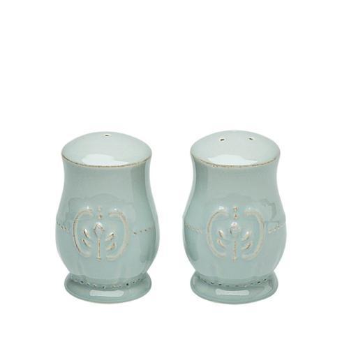 Skyros Designs  Isabella - Ice Blue Salt & Pepper Set $55.00
