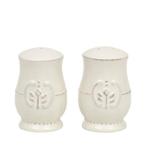 Skyros Designs  Isabella - Ivory Salt & Pepper Set $55.00