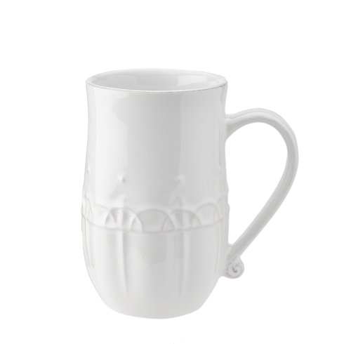 Skyros Designs  Historia - Paper White Everyday Mug $34.00