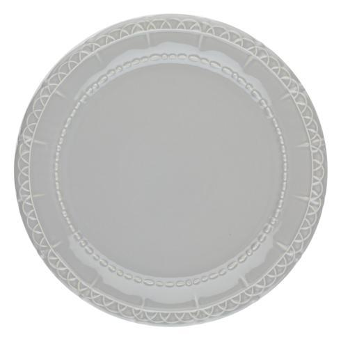 Skyros Designs  Historia - Greystone Charger $63.00
