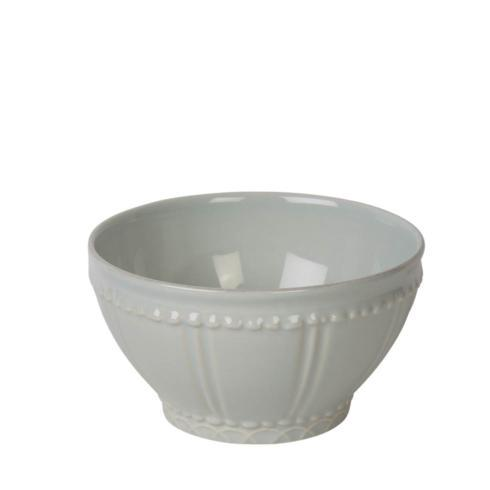 Skyros Designs  Historia - Barely Blue Cereal Bowl $35.00