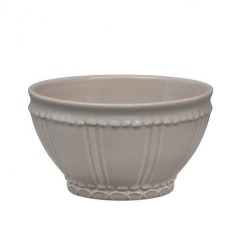 Skyros Designs  Historia - Greystone Cereal Bowl $35.00
