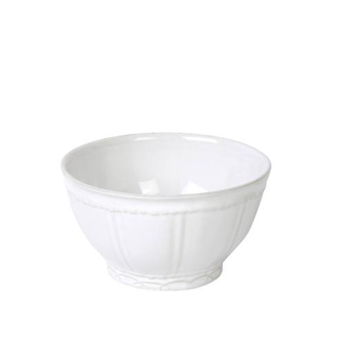 Skyros Designs  Historia - Paper White Cereal Bowl $32.00