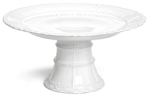Skyros Designs  Historia - Paper White Cake Stand $121.00