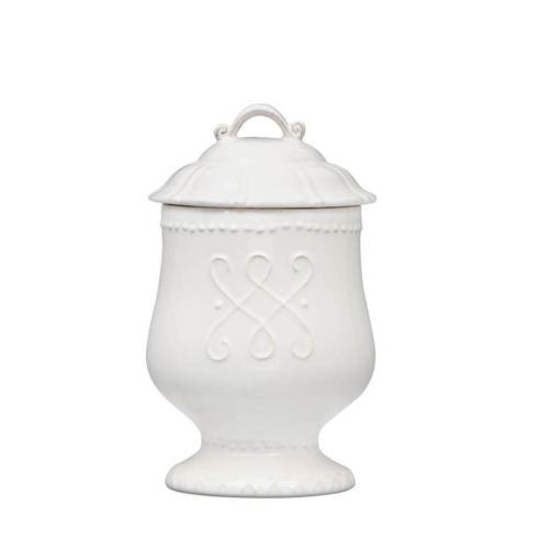 Skyros Designs  Historia - Paper White Small Canister $105.00