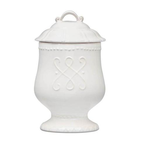 Skyros Designs  Historia - Paper White Large Canister $173.00