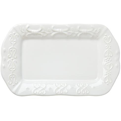 Skyros Designs  Historia - Paper White Butter/Sauce Server Tray  $25.00