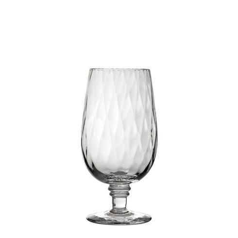 Skyros Designs  Abigail Glass Footed Beverage $44.00