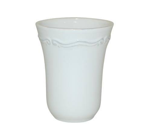 Skyros Designs  Royale Bath - White Tumbler $23.00
