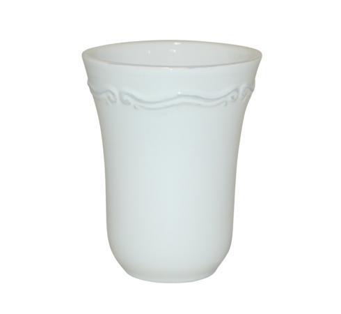 Skyros Designs  Royale Bath - White Tumbler $23.00