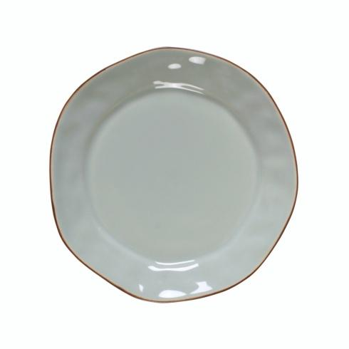 Skyros Designs  Cantaria - Sheer Blue Salad Plate $32.00