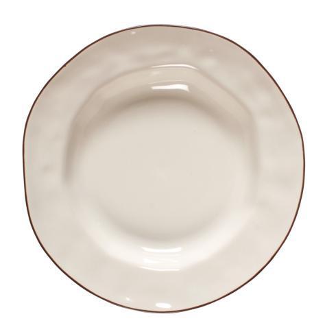 Skyros Designs  Cantaria - Ivory Pasta Bowl/Rim Soup  $37.00