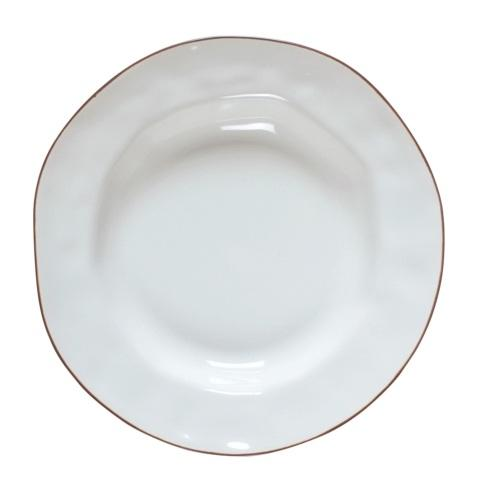 Skyros Designs  Cantaria - White Pasta Bowl / Rim Soup $36.00